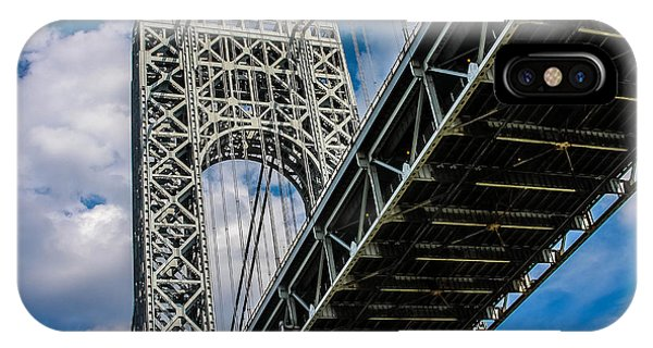 Below The Gwb IPhone Case