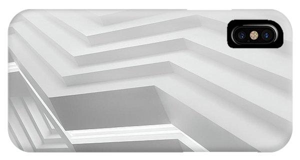 Germany iPhone Case - Below The Stairs by Jeroen Van De