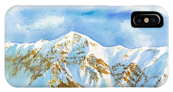 Ben Lomond IPhone Case