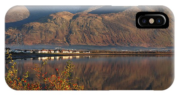 Ben Nevis - Autumn IPhone Case