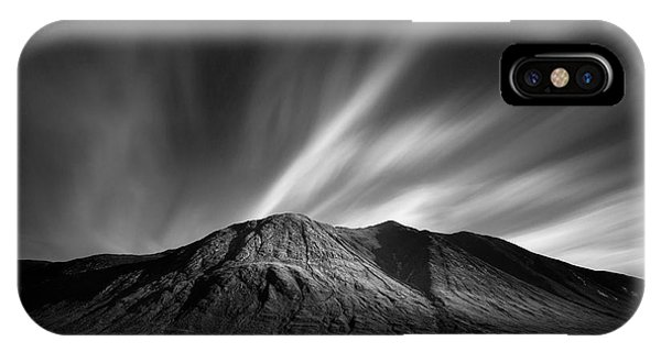 Imposing iPhone Case - Ben Starav by Dave Bowman