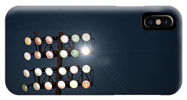 Beneath Friday Night Lights IPhone Case
