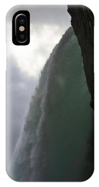 Beneath The Falls IPhone Case