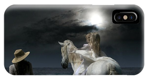Magician iPhone Case - Beneath The Illusion In Colour by Sharon Mau