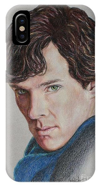 Benedict Cumberbatch IPhone Case