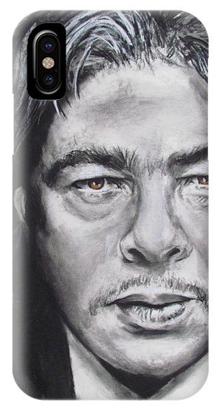 Benicio Del Toro IPhone Case