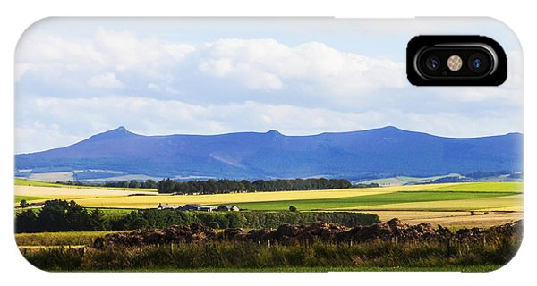 Bennachie IPhone Case