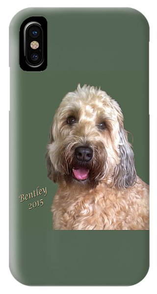IPhone Case featuring the photograph Bentley by Karen Zuk Rosenblatt