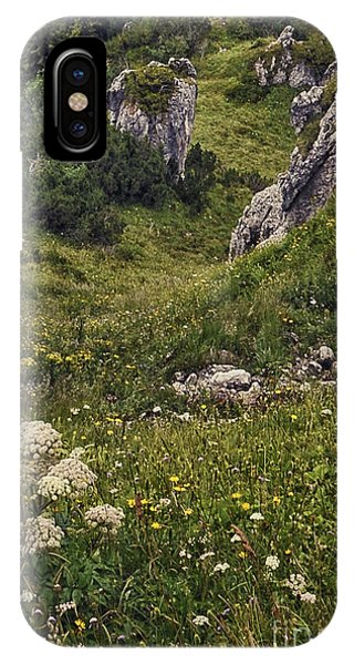Berchtesgaden National Park Germany IPhone Case