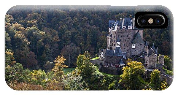 Burg Eltz Castle Rhineland-palatinate IPhone Case