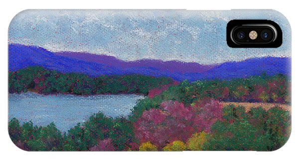 Berkshires In Late October IPhone Case