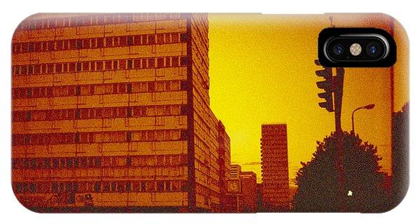 Berlin Street Ddr Phone Case by Juan  Bosco