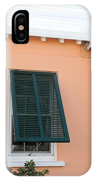 Bermuda Shutters IPhone Case