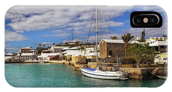 Bermuda St George Harbour IPhone Case