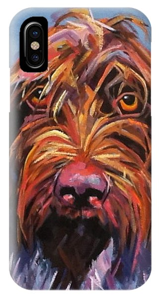 Bernice IPhone Case