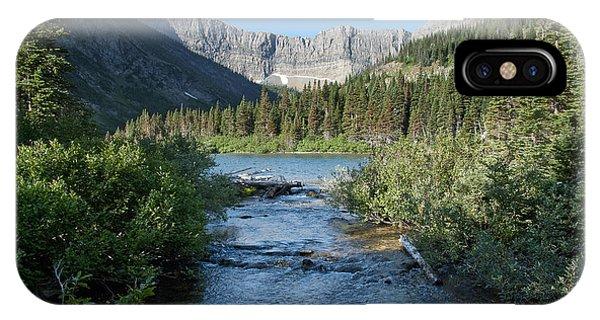Bertha Lake IPhone Case