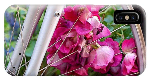 Bespoke Flower Arrangement IPhone Case