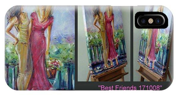 Best Friends 171008 Comp IPhone Case
