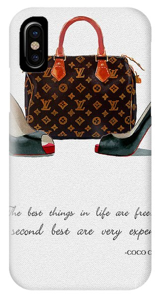 Designer iPhone Case - Best Things In Life 2nd Edition by My Inspiration