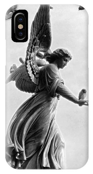 Bethesda Angel IPhone Case