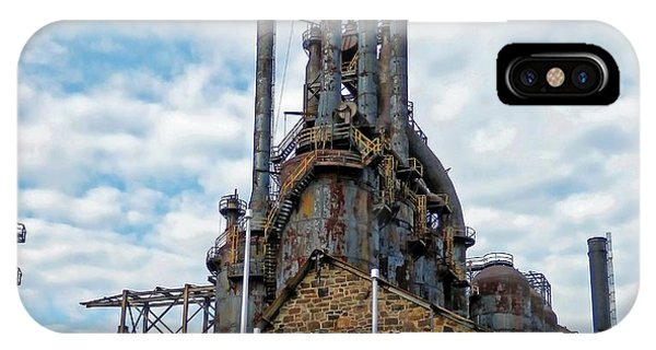 Bethlehem Steel # 2 IPhone Case