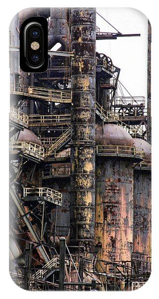 Bethlehem Steel Series IPhone Case