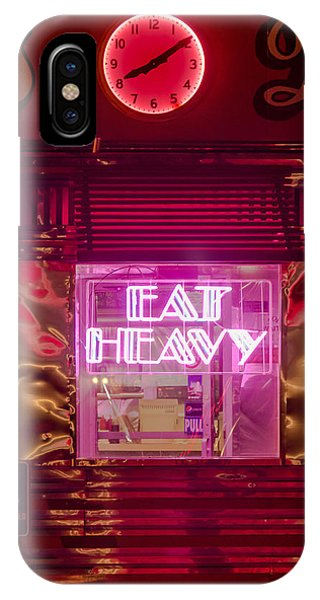 Betsy's Diner IPhone Case
