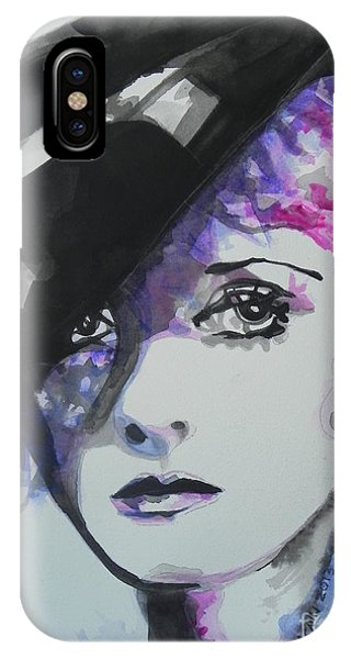 Bette Davis 02 IPhone Case