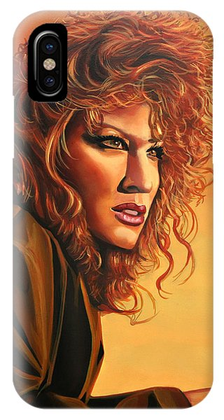Bette Midler IPhone Case