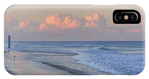 Better Days Ahead Seaside Heights Nj IPhone Case