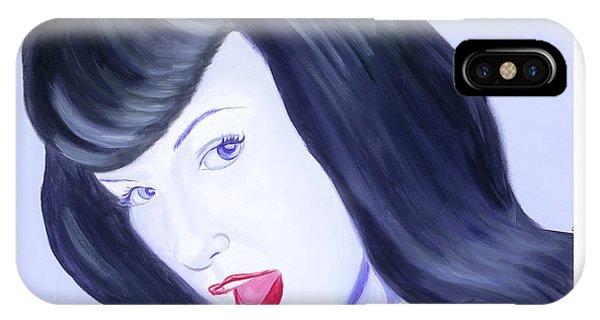 Bettie IPhone Case
