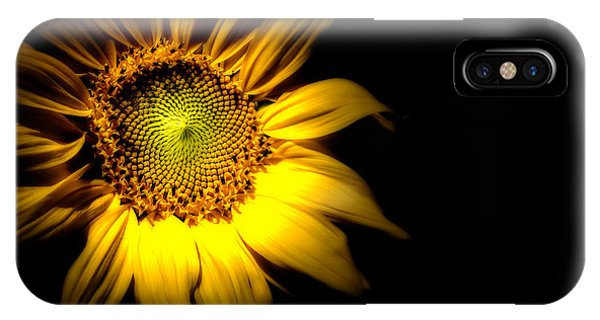 Uplift iPhone Case - Between Here And There by Bob Orsillo
