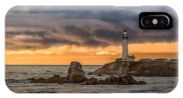 Between Storms IPhone Case