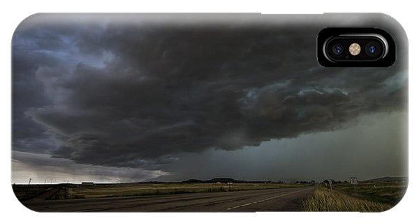 Beulah Downpour IPhone Case