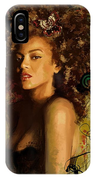 Mtv iPhone Case - Beyonce by Corporate Art Task Force