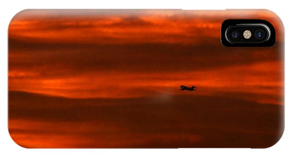 Beyond Now By Denise Dube IPhone Case