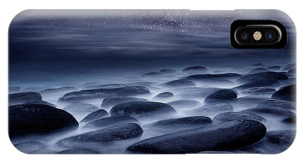 Night iPhone Case - Beyond Our Imagination by Jorge Maia
