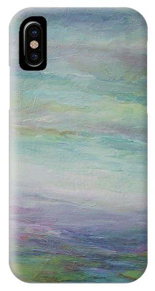 Beyond The Distant Hills IPhone Case