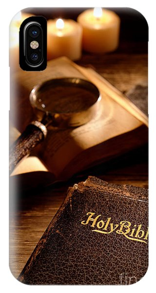 Bible Study IPhone Case