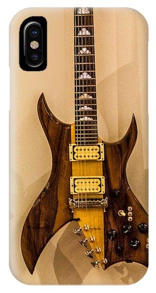 Bich Electric Guitar Colored IPhone Case