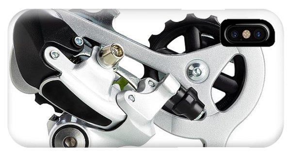 Bicycle Derailleur IPhone Case
