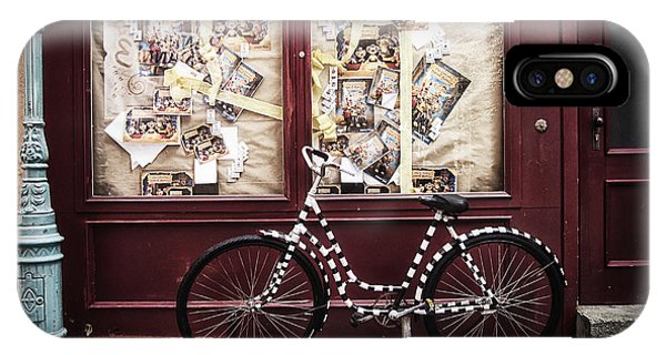 Bike iPhone Case - Bicycle by Ryan Wyckoff