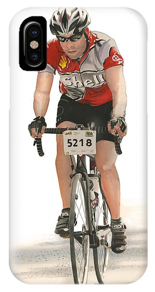 Bicycles Have No Walls IPhone Case