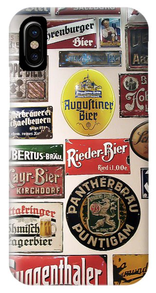 Bier Wall IPhone Case