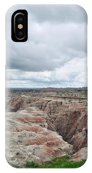 Big Badlands Overlook IPhone Case