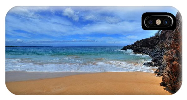 Big Beach Maui IPhone Case