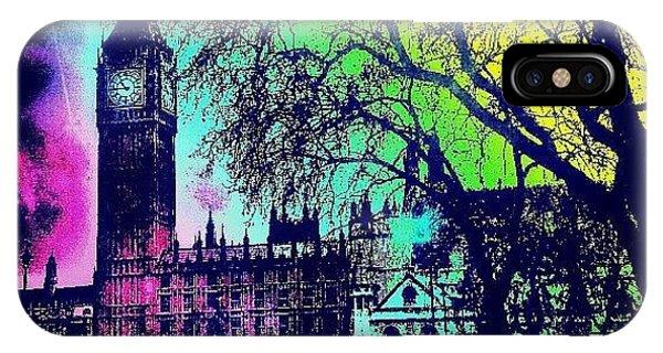 Edit iPhone Case - Big Ben Again!! by Chris Drake