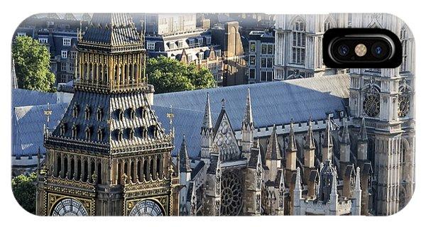 Big Ben And Westminster IPhone Case