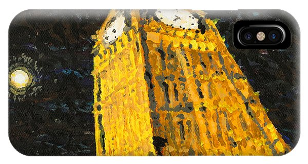 Big Ben At Night IPhone Case