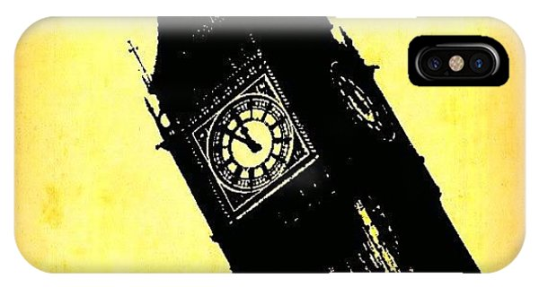 Edit iPhone Case - Big Ben!! by Chris Drake